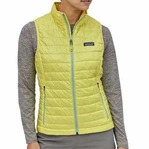 NWT ~ PATAGONIA Pineapple Nano Puff Vest